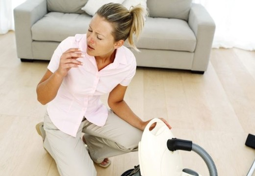 Domowe sposoby na objawy alergii oddechowej
