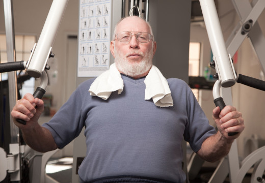 Alergik na siłowni