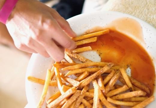 Studenci nie unikają żywności, która ich uczula