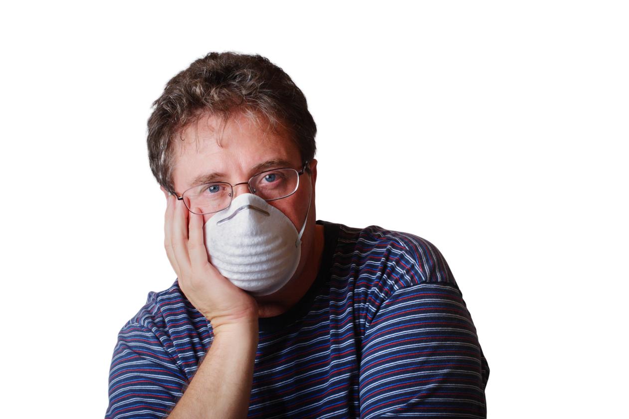 Alergia u mężczyzn