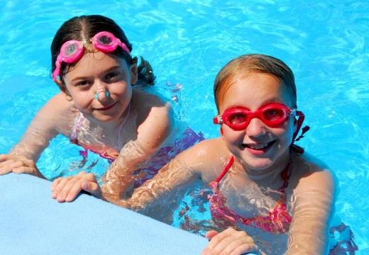 Pływalnia dla dzieci z astmą