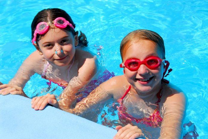 Pływalnia dla dziecka z astmą