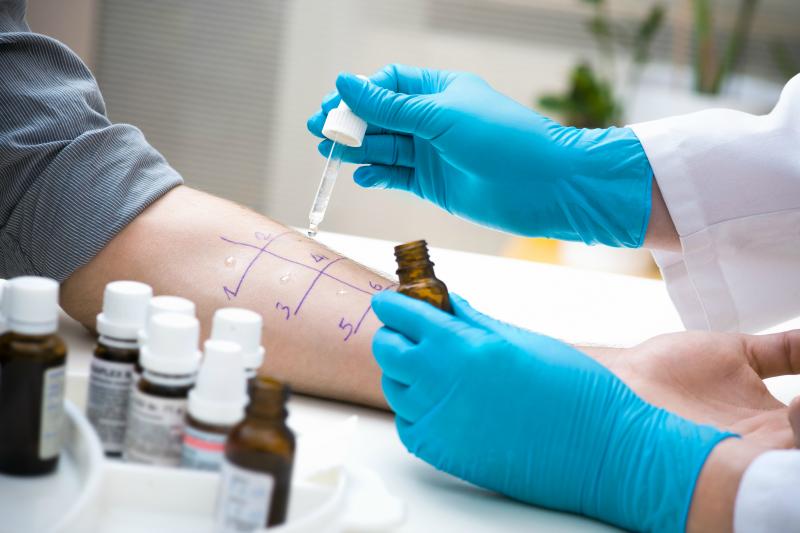 Alergie pokarmowe testy