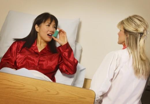 Wirusy w zaostrzeniu astmy