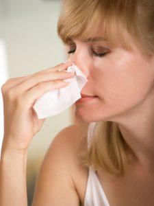 Limfocyty T przyczyną alergii i nadciśnienia