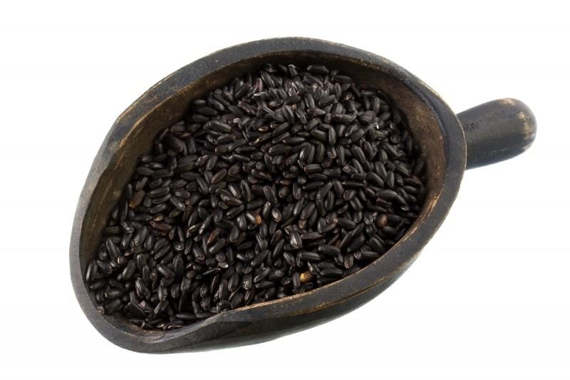 Czarny ryż pomaga alergikom