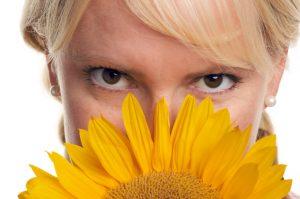 Trądzik wzmaga alergię