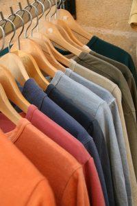 Szafa i garderoba wolne od alergenów
