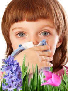 Leki przeciwhistaminowe dla dzieci