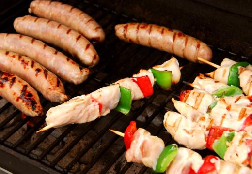 Niekoniecznie zdrowe grillowanie mięsa