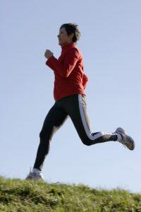 Jogging alergika