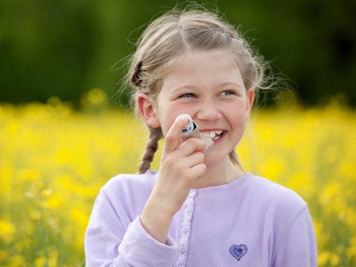 Sterydy na astmę