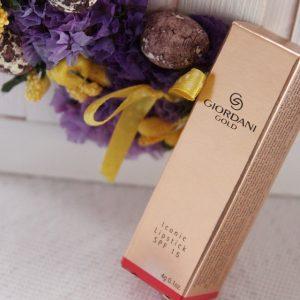 Pomadki Giordani Gold - świetna jakość, wysoka trwałość i obledne…