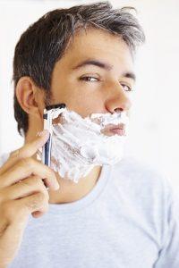 Problemy przy goleniu