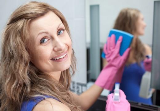 Astma przez środki czystości