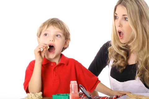 Kiedy alergia u dziecka jest z winy matki?