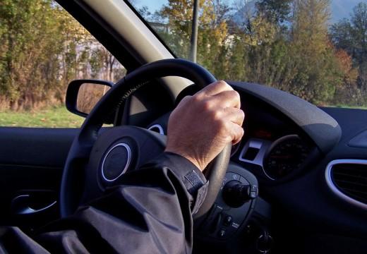 Problemy kierowcy…