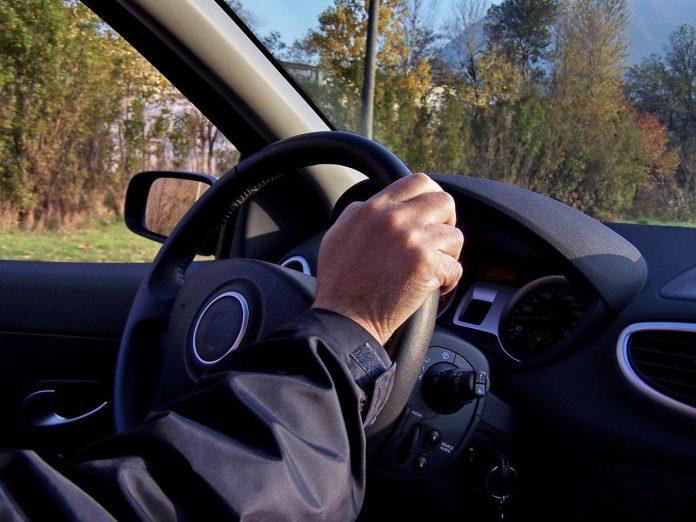 Problemy kierowcy...