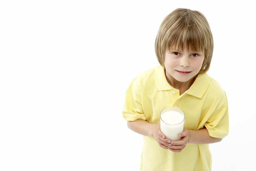 akcja szklanka mleka