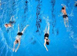 Tlenoterapia dla pływaków z astmą