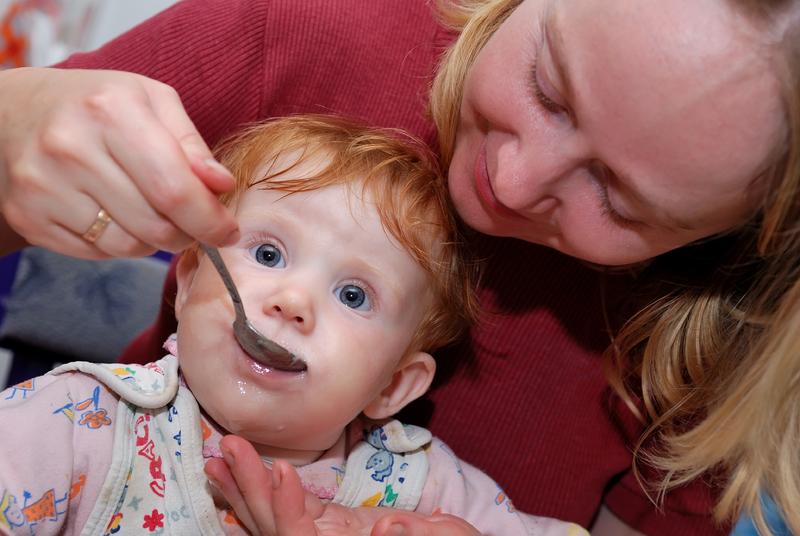 Kasza - dla kobiet w ciąży i niemowląt