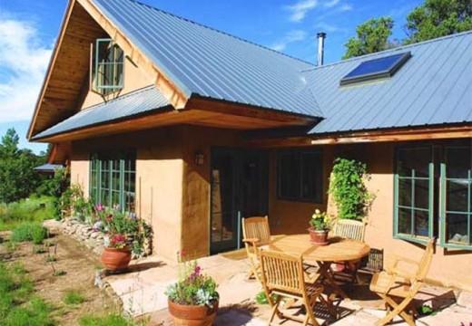 Dom z gliny – rozwiązanie dla alergików