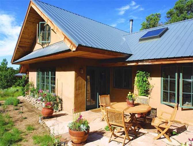 Dom z gliny - rozwiązanie dla alergików