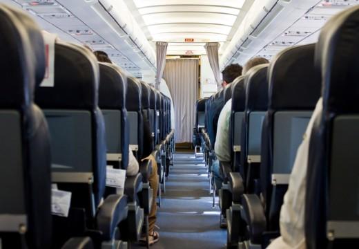 Dezynfekcja samolotu groźna dla pasażerów z astmą