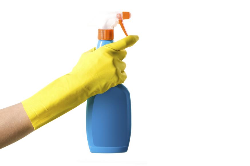 zdrowe sprzątanie