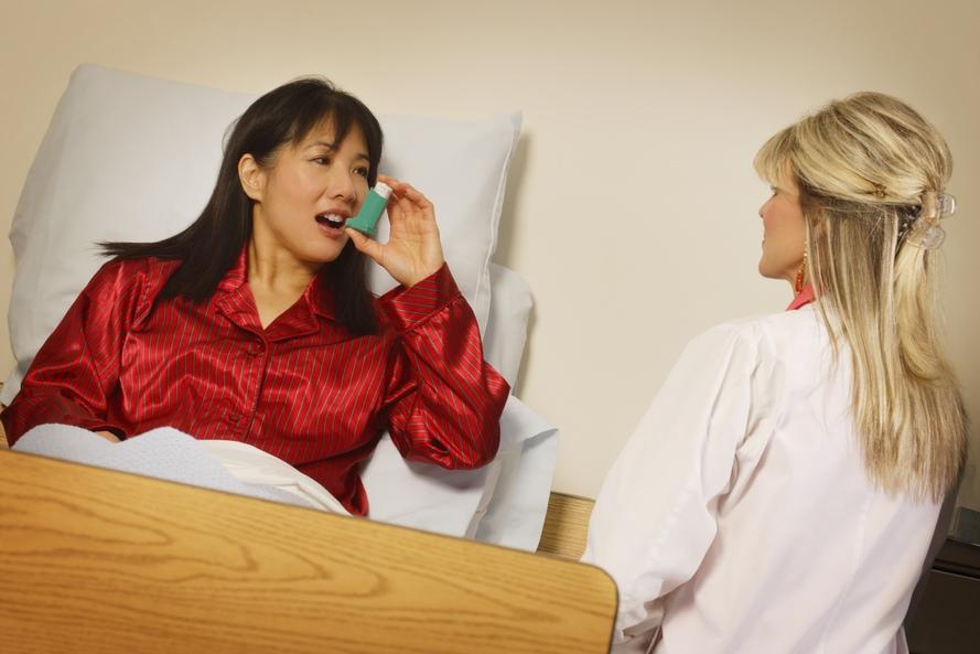 Badania spirometryczne