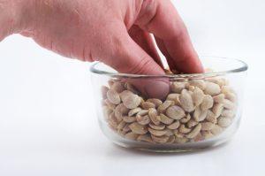 Odczulanie mąką fistaszkową i proszkiem jajecznym