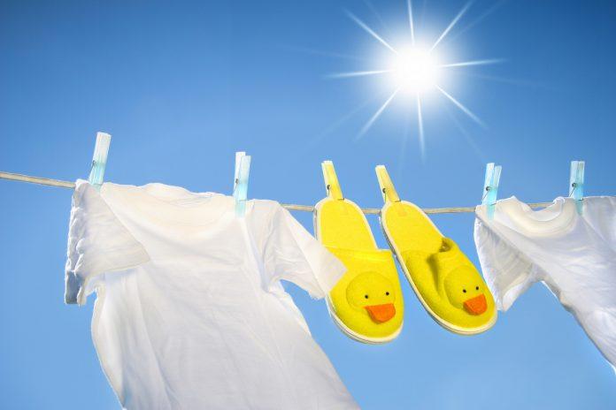 Hipoalergiczne pranie