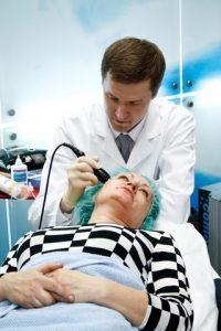 Laserowe zamykanie naczyń krwionośnych