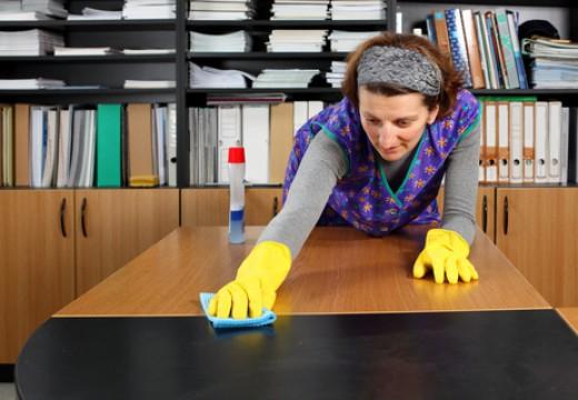Nie sprzątasz w pracy – możesz mieć alergię
