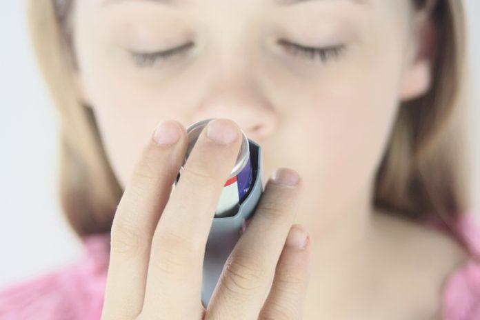 Co wywołuje astmę?