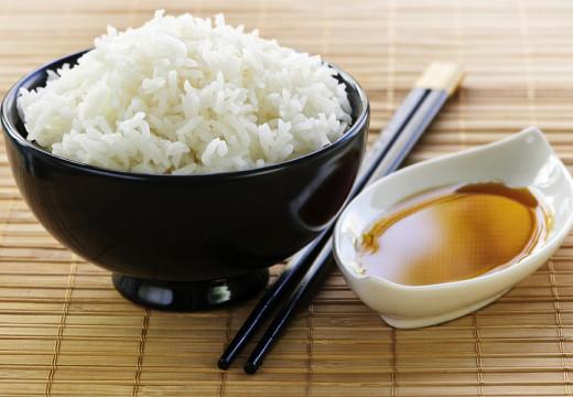 Alergiczna reakcja na ryż