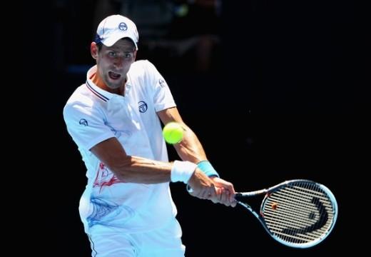 Jak kwiaty szkodzą tenisistom w Australian Open