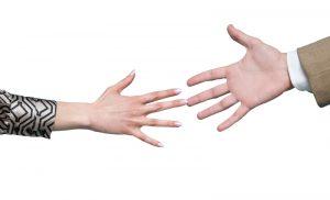 Chroń dłonie zimą