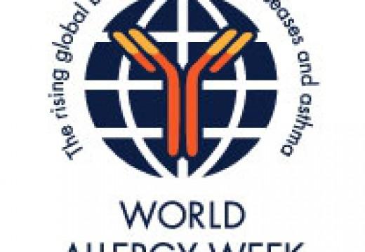 Światowy Tydzień Alergii 2012