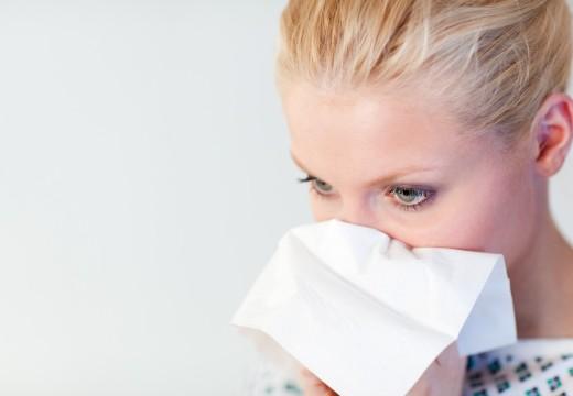 Jak pozbyć się nieżytu nosa?