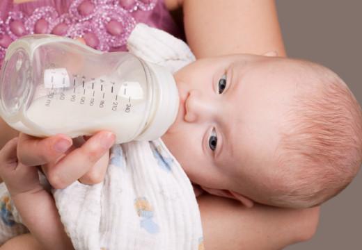 Alergia pokarmowa coraz częściej dopada dzieci