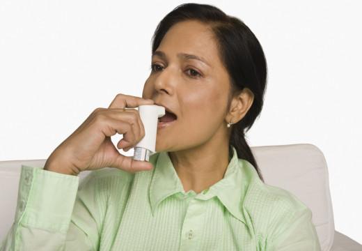 Astma u ciężarnych kobiet