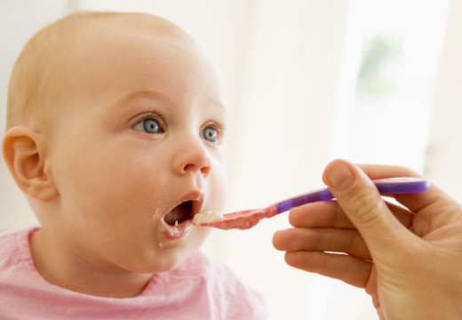 Alergie pokarmowe u dziecka