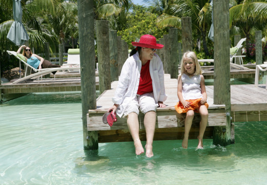 Alergik na basenie