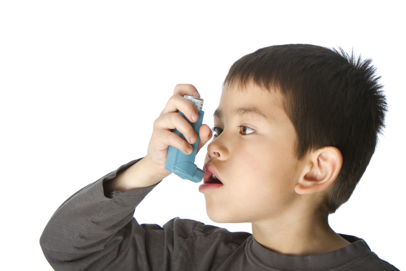 Mój mały alergik - ataki alergii