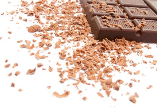 Uczulenie na czekoladę