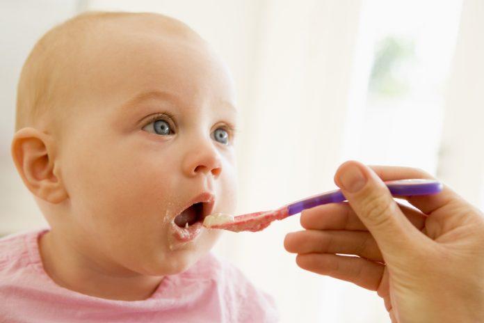 Rozpoznanie alergii u niemowlaków