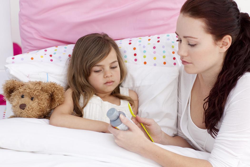 Zabezpieczanie sypialni małego alergika