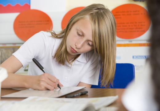 Astma alergiczna utrudnia naukę czytania