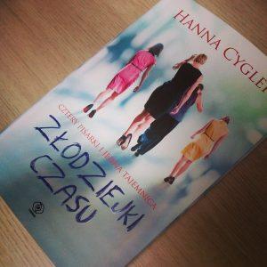 Właśnie ukazała się najnowsza powieść Hanny Cygler pt.
